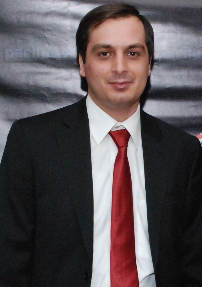 Eldar Pirmisashvili