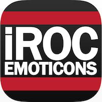 iroc emoticons logo
