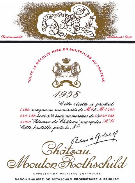 Etiquette-Mouton-Rothschild-19581-464x631
