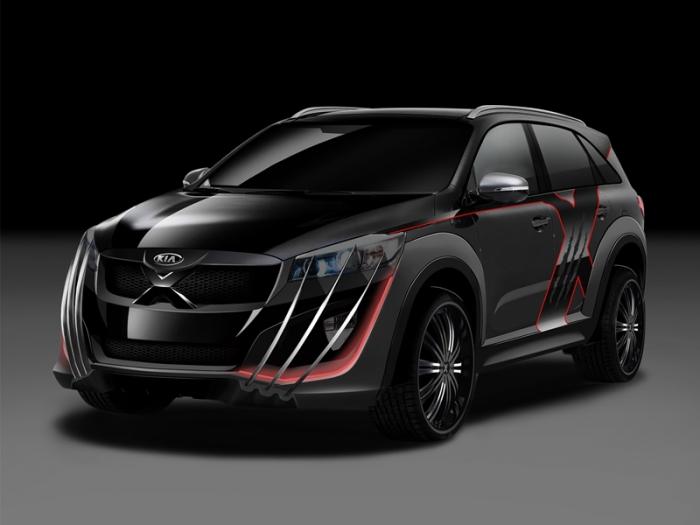 KIA X-car2