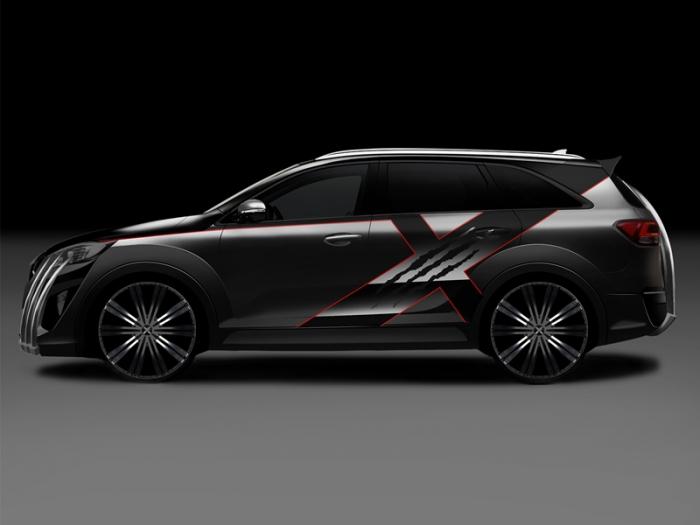 KIA X-car3