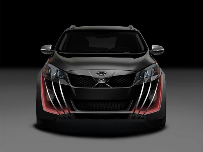 KIA X-car4