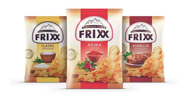 Frixx - ჩიპსი