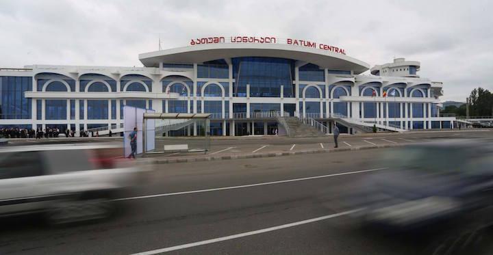 Batumi Central station
