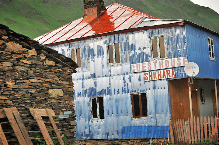 guesthouse shkhara