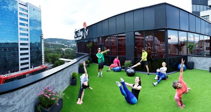 city fitness veranda