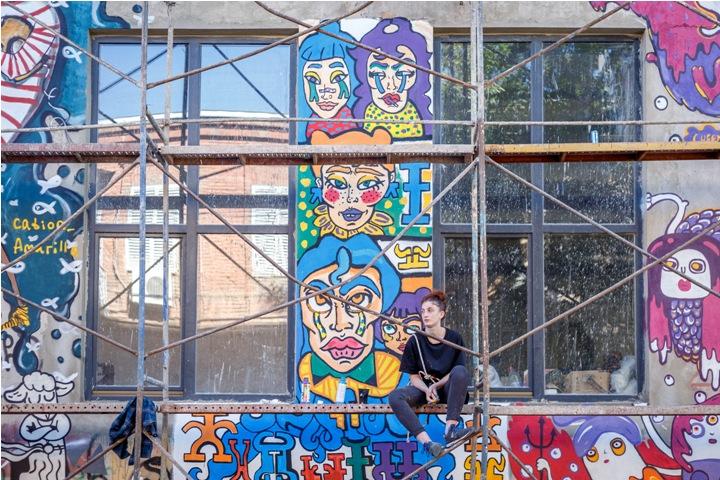 Fabrika grafiti