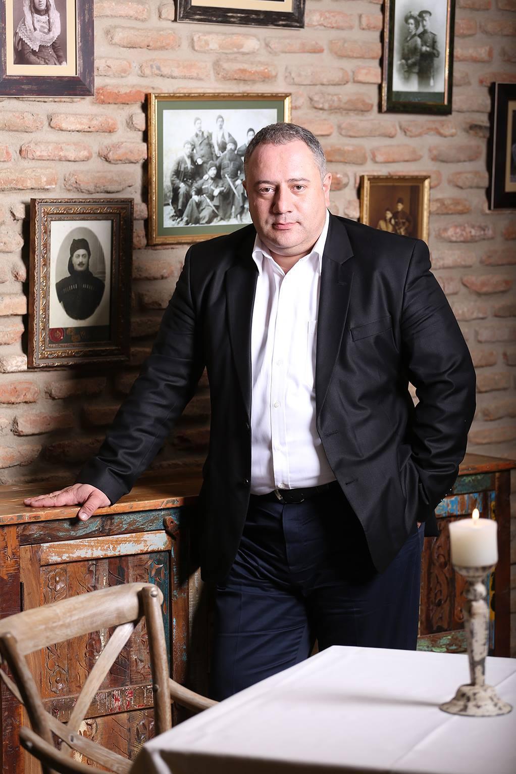 davit goginashvili