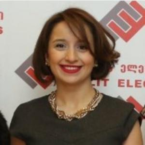 salome gozalishvili